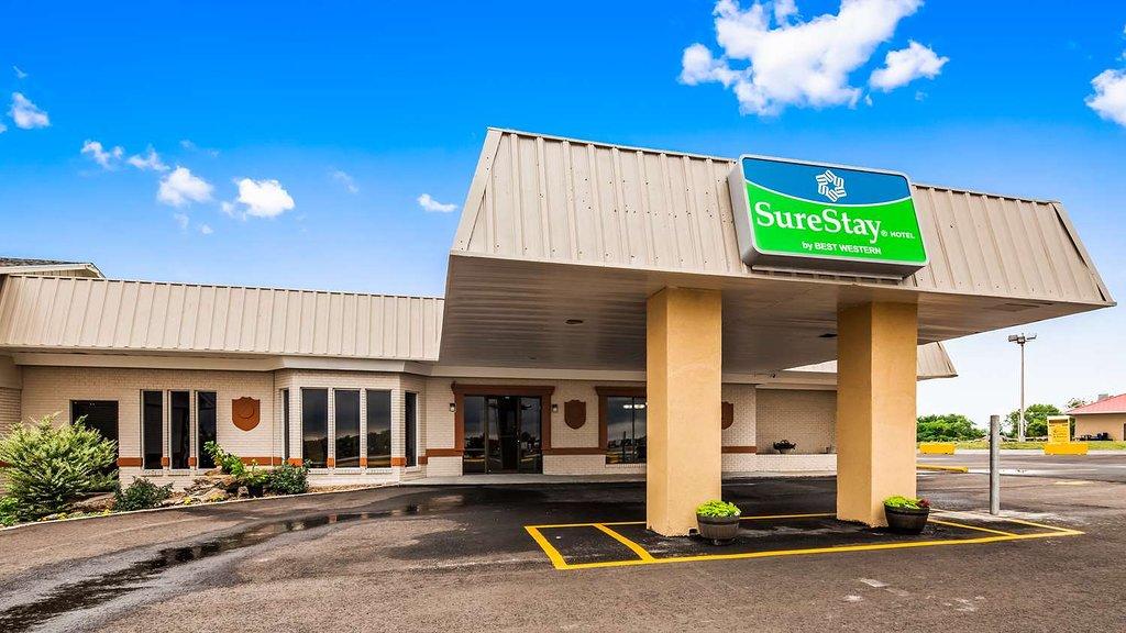 SureStay Hotel by Best Western Higginsville