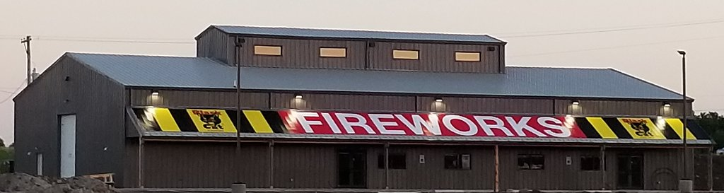 Firework Mania Superstore