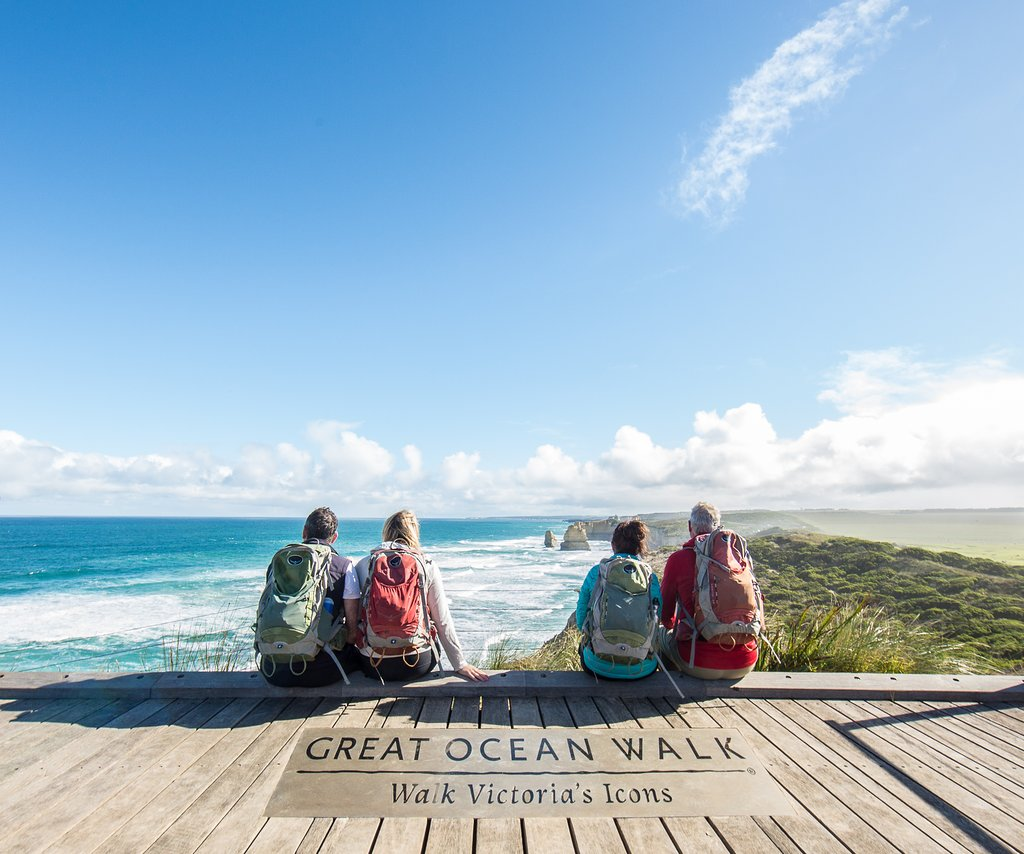 Twelve Apostles Lodge Walk