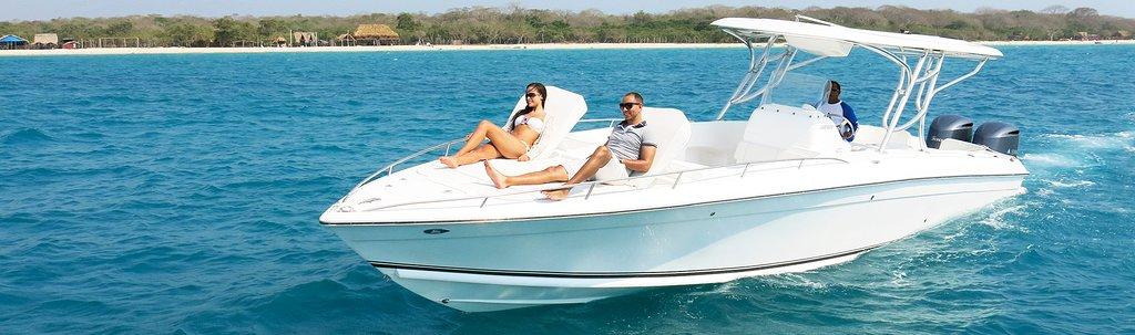 Boat Rentals Cartagena