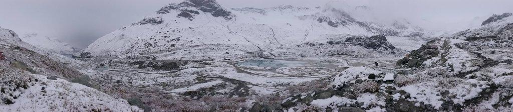 Moiry Glacier