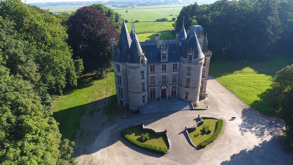 Chateau de l'Isle Marie