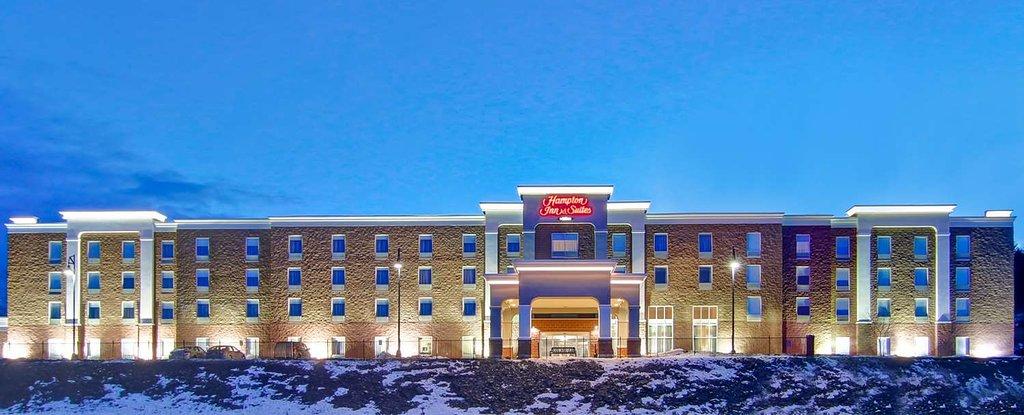 Hampton Inn & Suites by Hilton Saint John