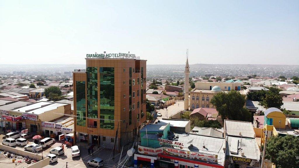 Diamond Hotel Hargeisa