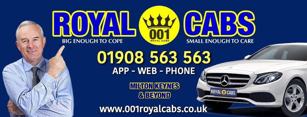 001 ROYAL CABS