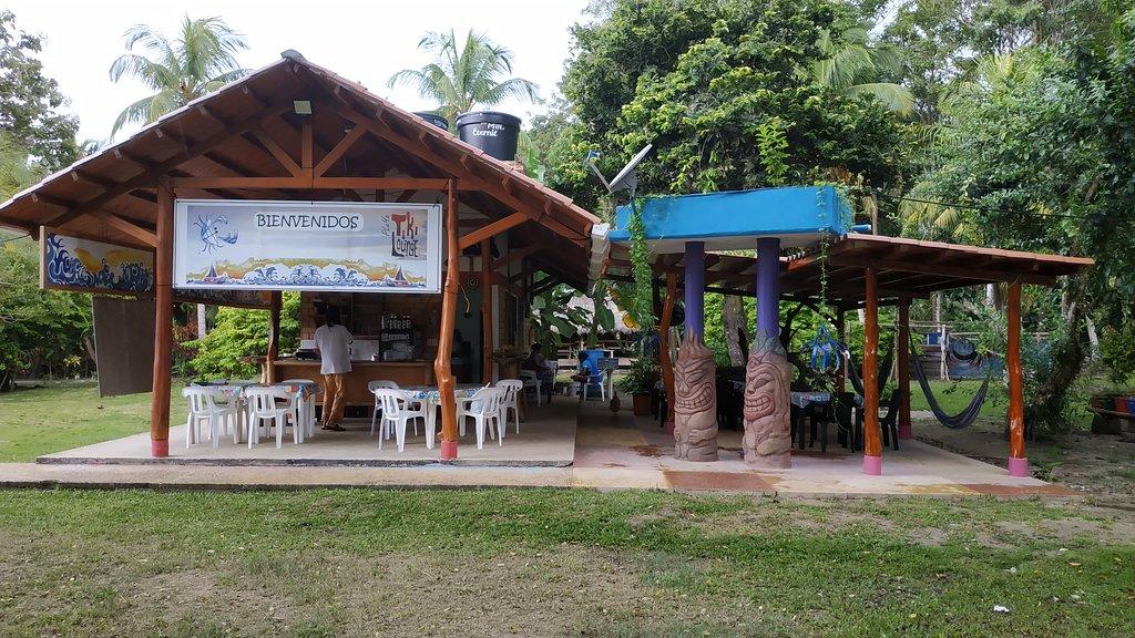 Tiki Lounge Necocli