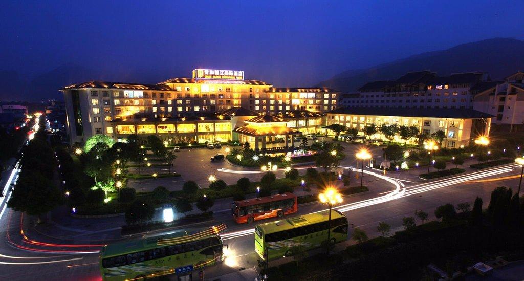 Zhangjiajie Qinghe Jinjiang International Hotel