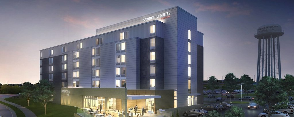SpringHill Suites Milwaukee West/Wauwatosa