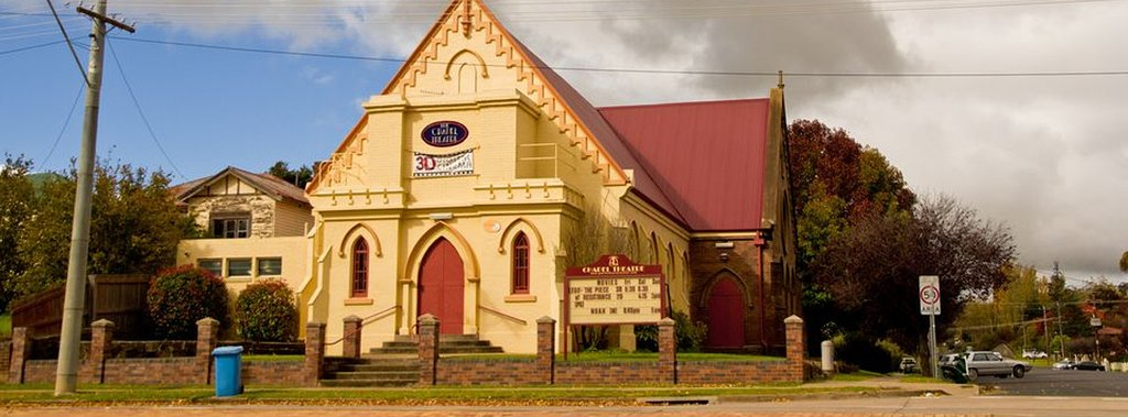 Glen Innes Chapel Cinema
