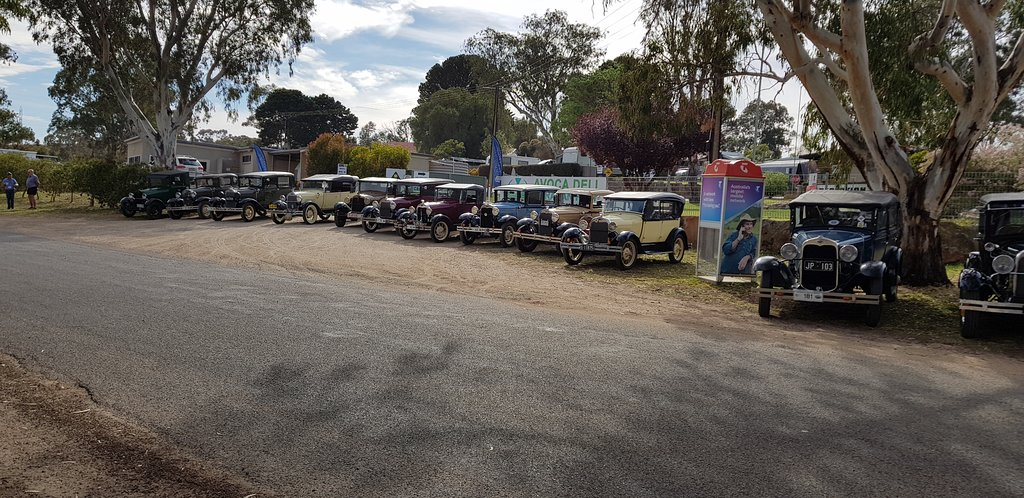 Avoca Dell Caravan Park