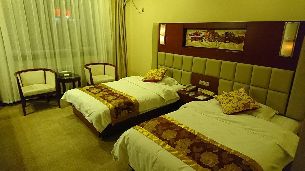 Lanzhou Zhongchuan Airport HNA Express Hotel