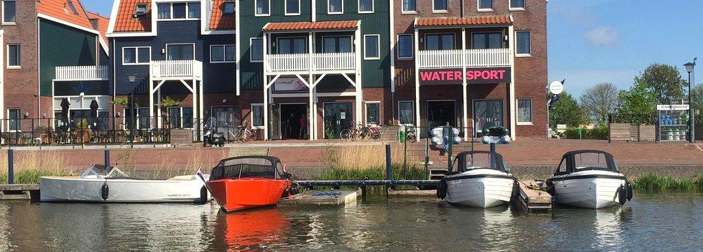 Sloepverhuur Schroder Watersport Volendam