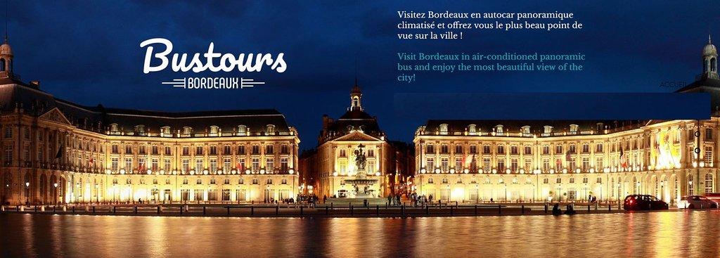 Bustours Bordeaux