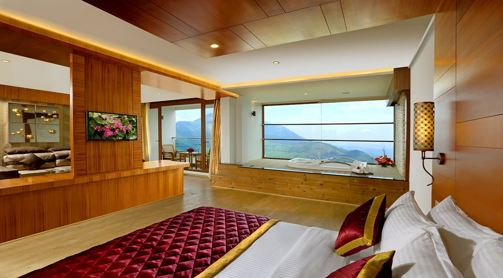 Amber Dale Luxury Hotel and Spa, Munnar