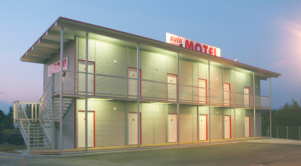 FairSleep Avia Motel Gmünd