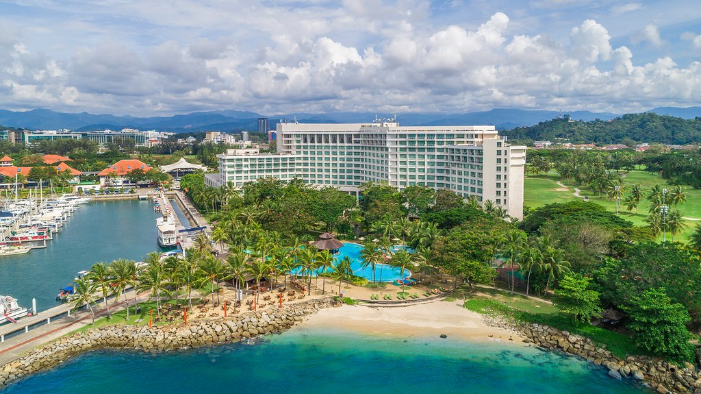 The Pacific Sutera Hotel - Sutera Harbor Resort