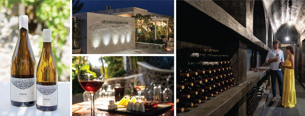 Artemis Karamolegos Winery