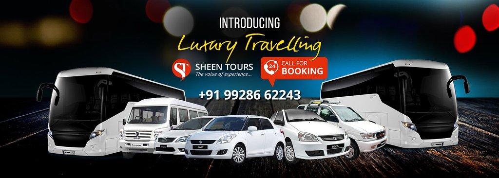 Sheen Tours
