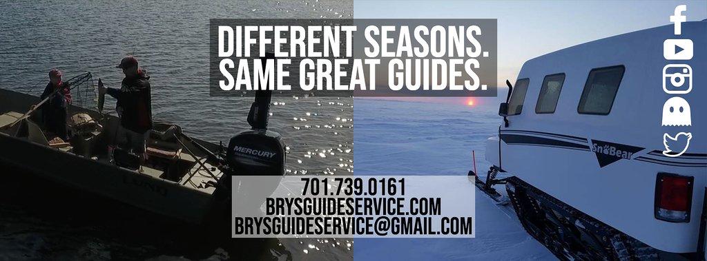 Bry's Guide Service