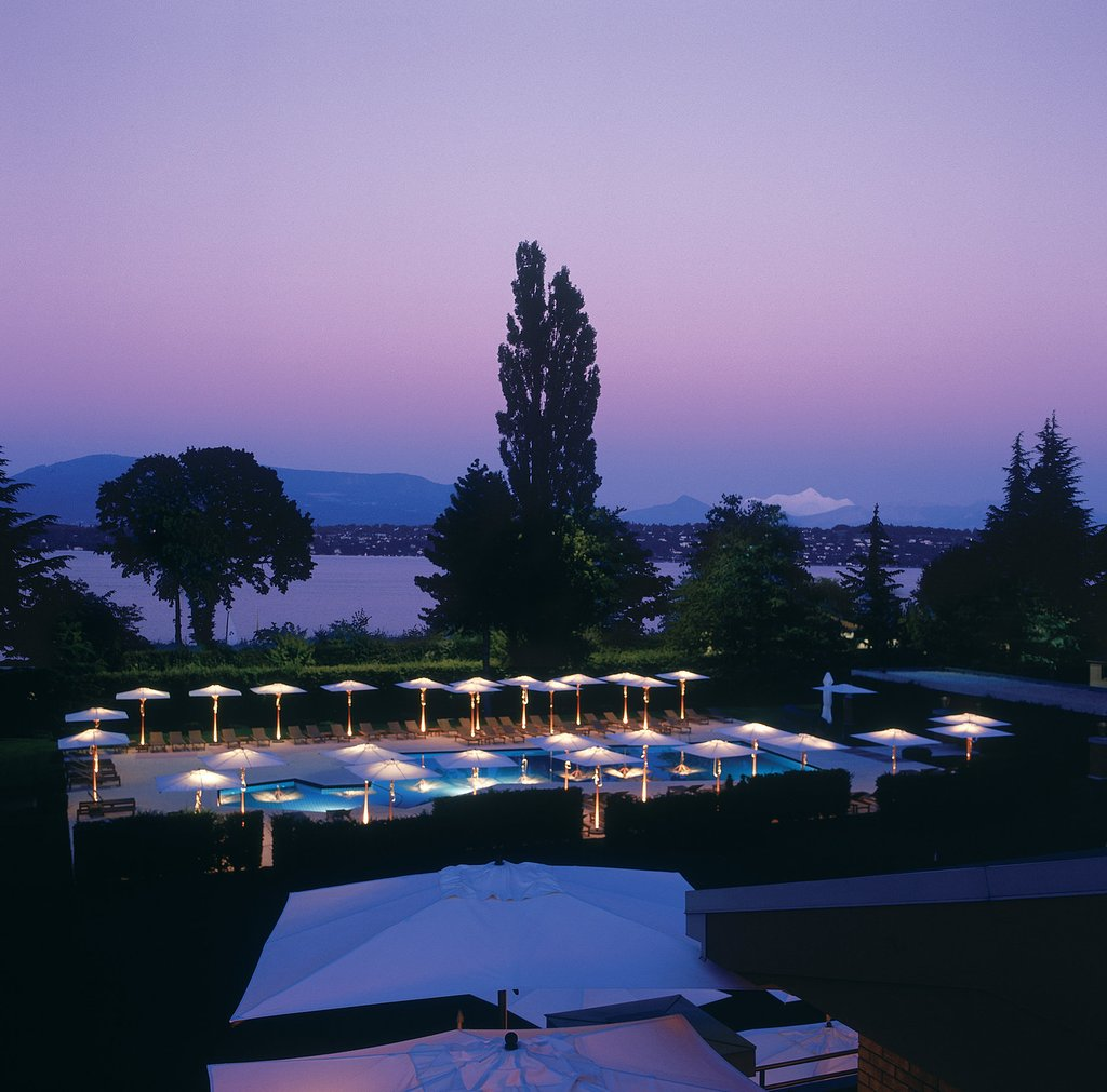 La Reserve Geneve-Hotel, Spa and Villas