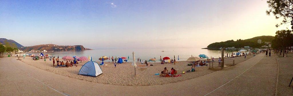 Spile Beach