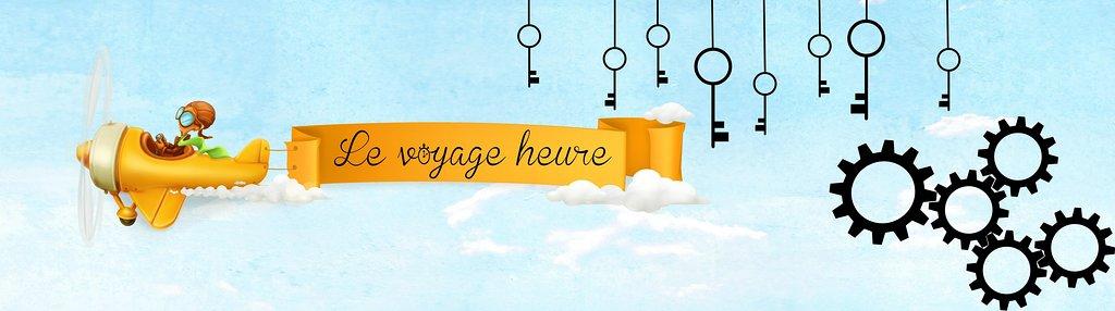 Le voyage heure - Escape Game Besançon