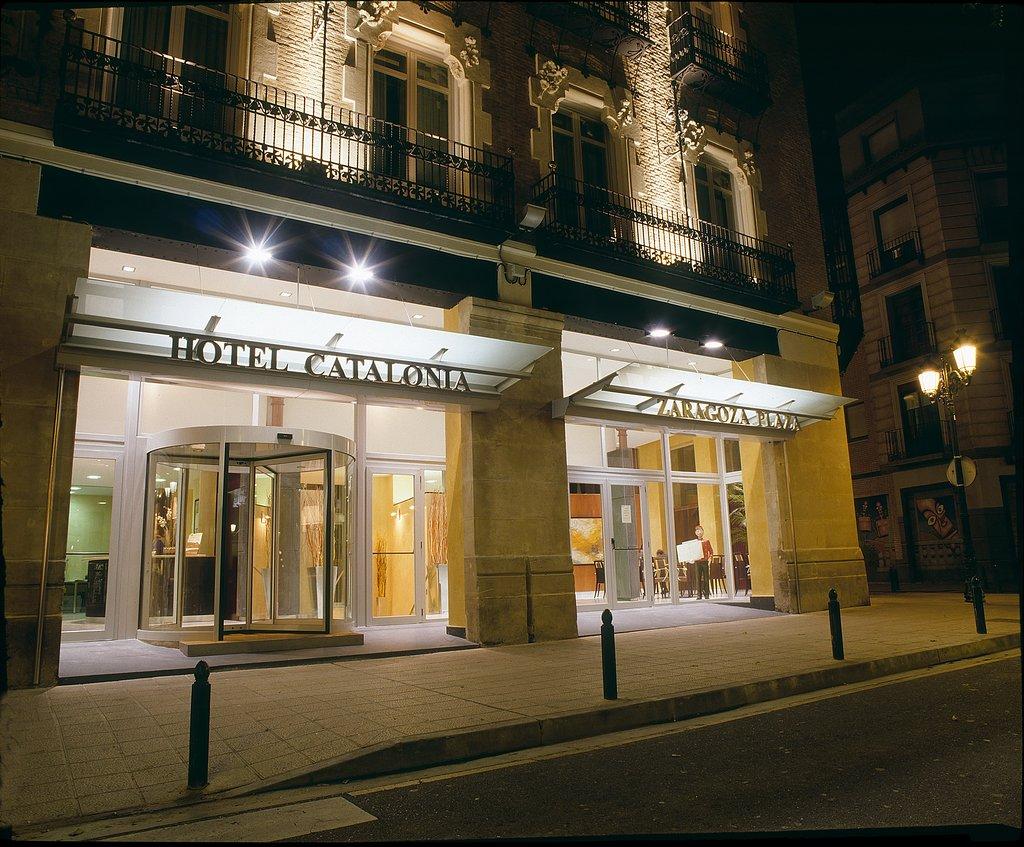 ホテル カタロニア サラゴサ プラザ