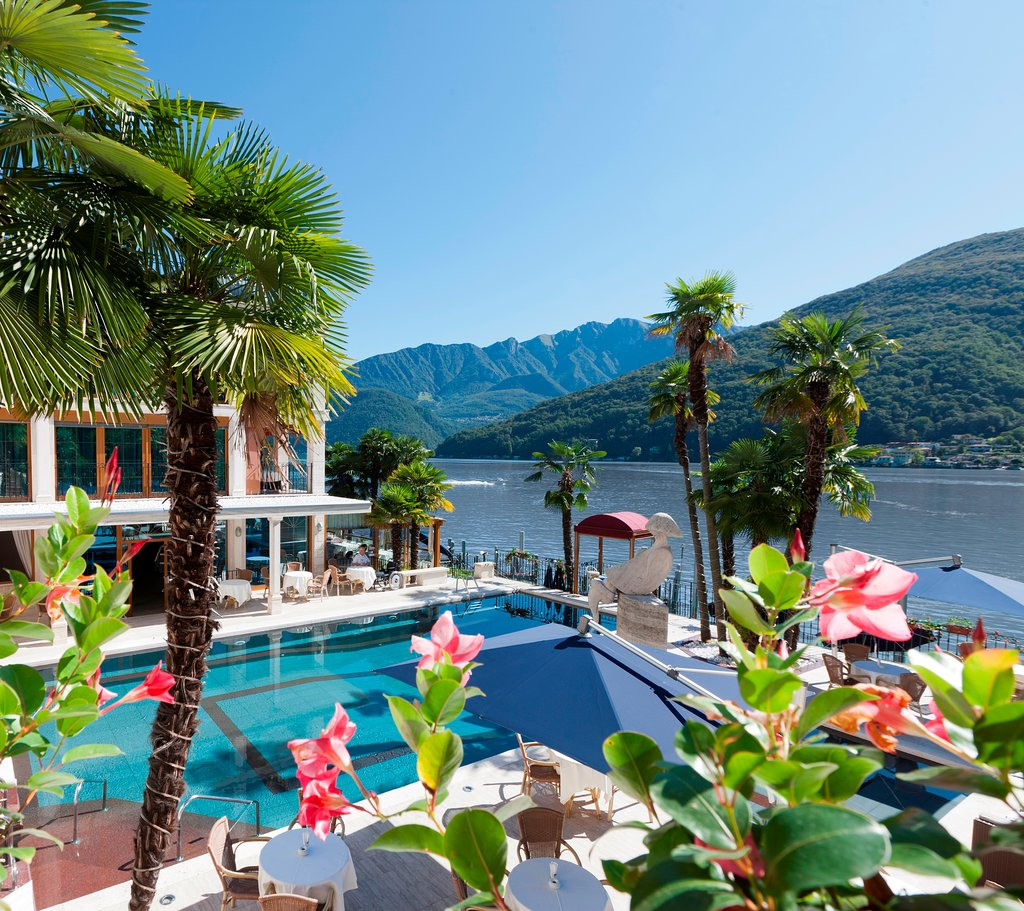 Swiss Diamond Hotel & SPA - Lake Lugano