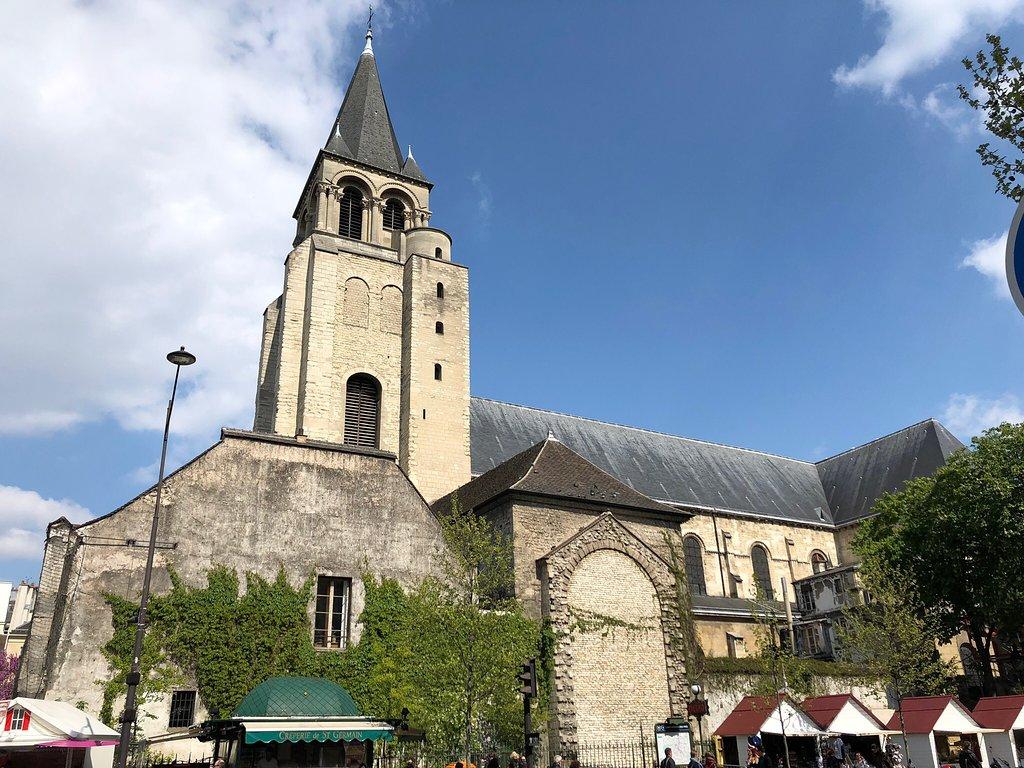サンジェルマン・デ・プレ教会(トリップアドバイザー)