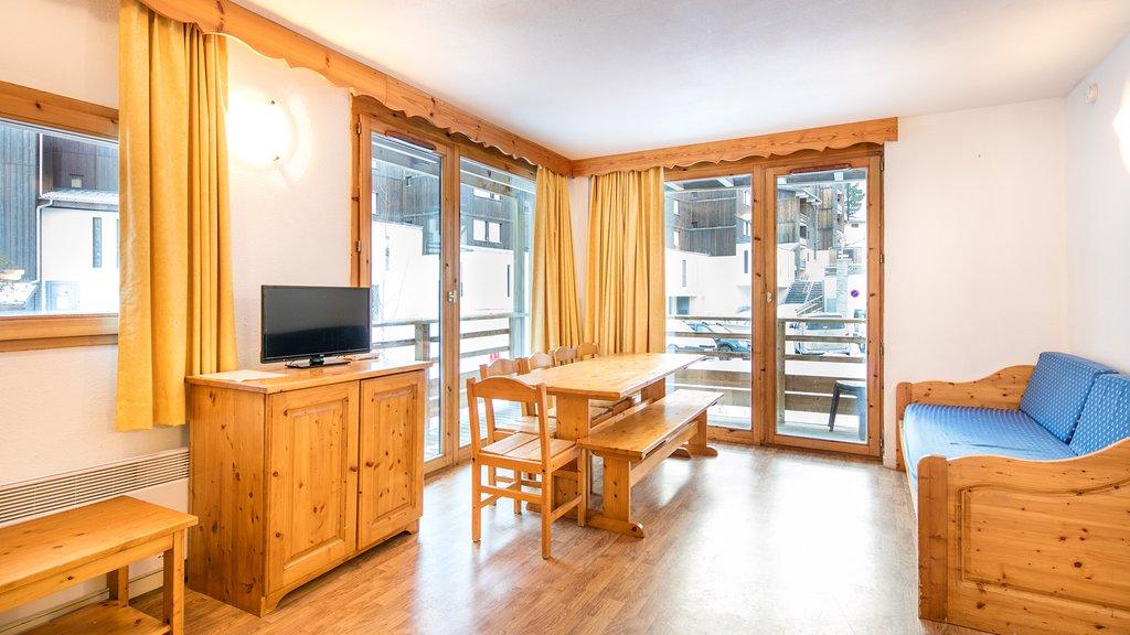 Residence Vacanceole Les Chalets et les Balcons de la Vanoise