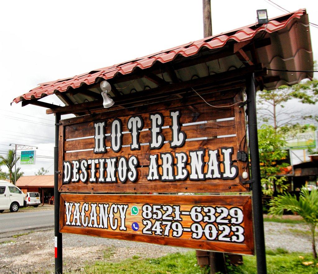 Hotel Destinos Arenal
