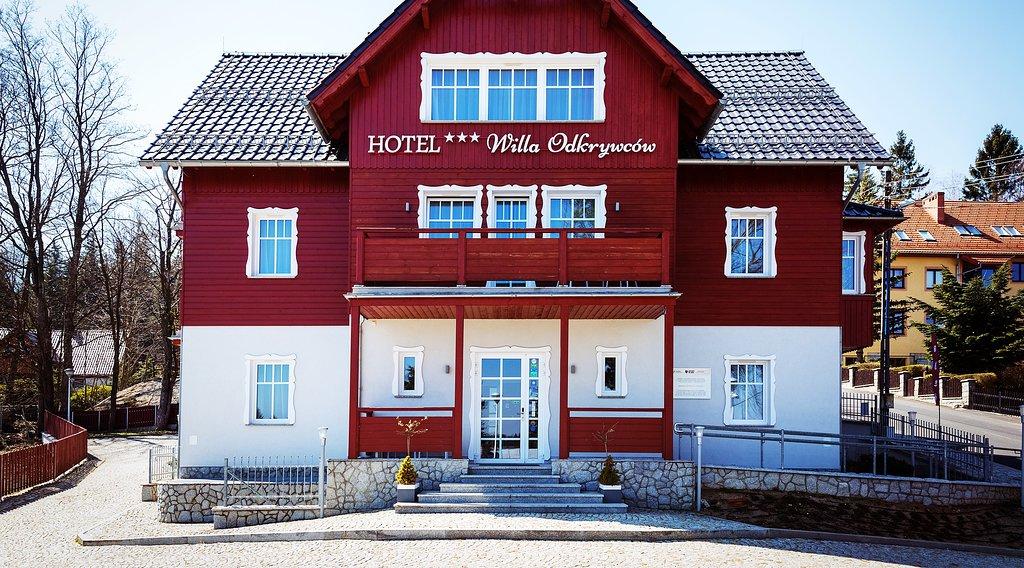 Hotel Willa Odkrywcow