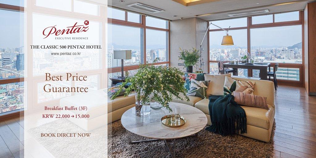 The Classic 500 Executive Residence Pentaz