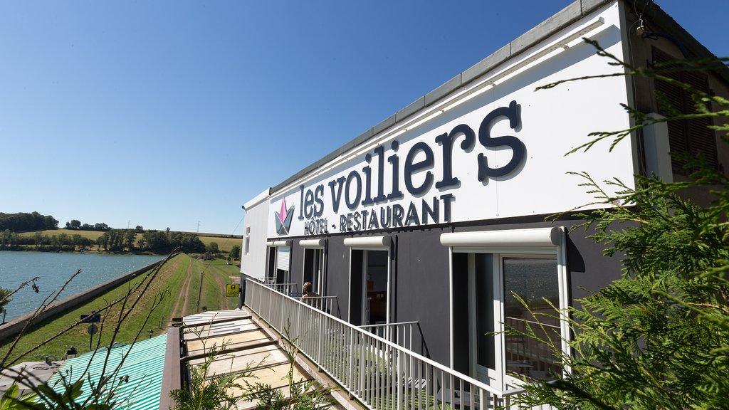 Hôtel Restaurant Les Voiliers