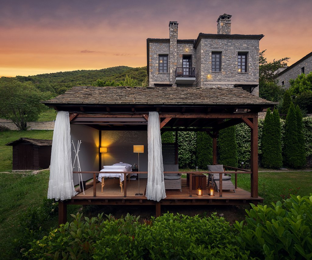 Aristi Mountain Resort and Villas
