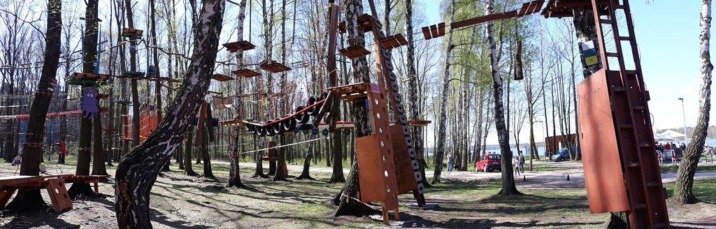 Park Linowy Paprocany