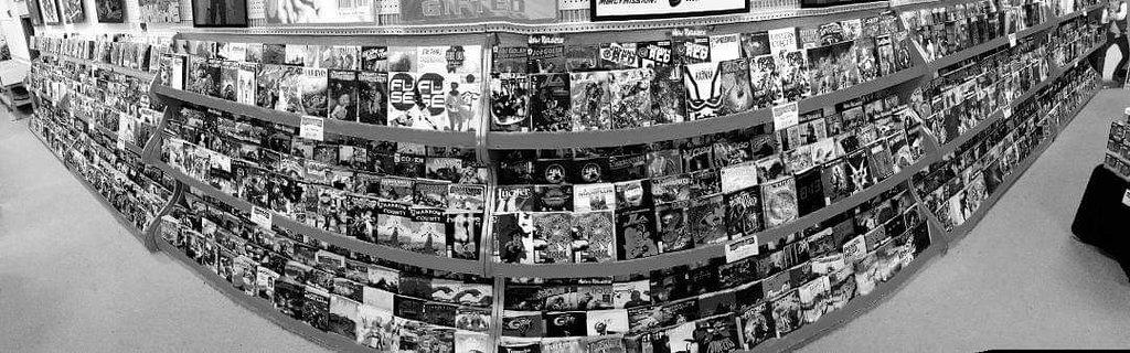 Borderlands Comics and Games