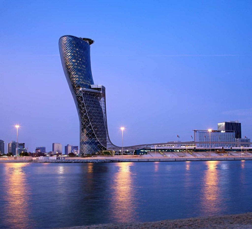 Andaz Capital Gate, Abu Dhabi