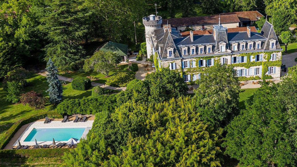 Chateau De Lalande- Hôtel & Restaurant