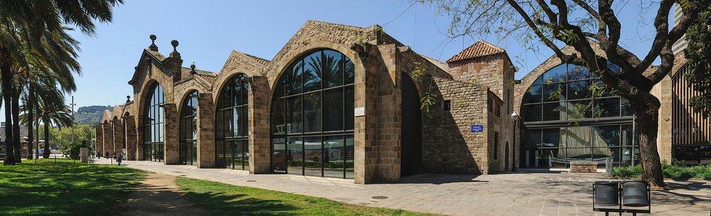 Museu Maritim de Barcelona
