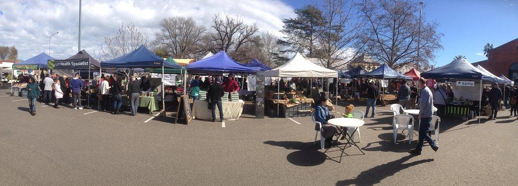 Castlemaine Farmers' Market