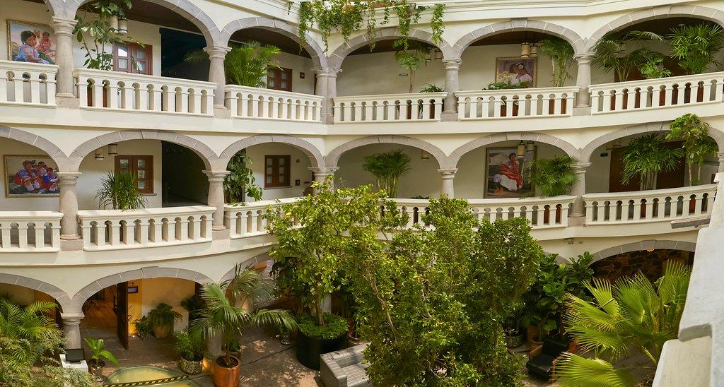 Casona de los Sapos Hotel Boutique