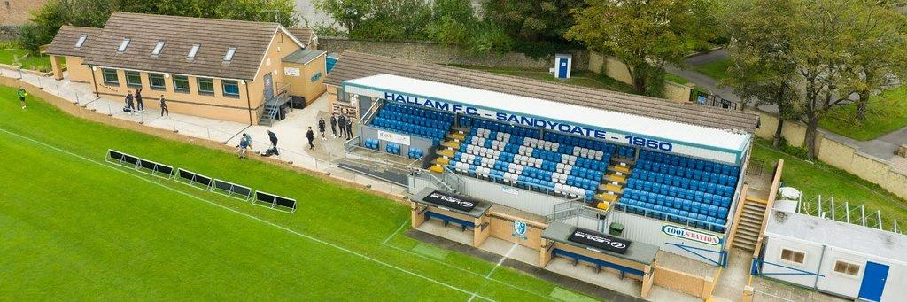 Hallam FC - Sandygate Road