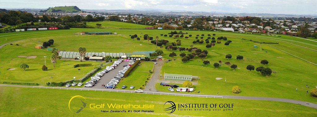 Golf Warehouse Driving Range - Ellerslie