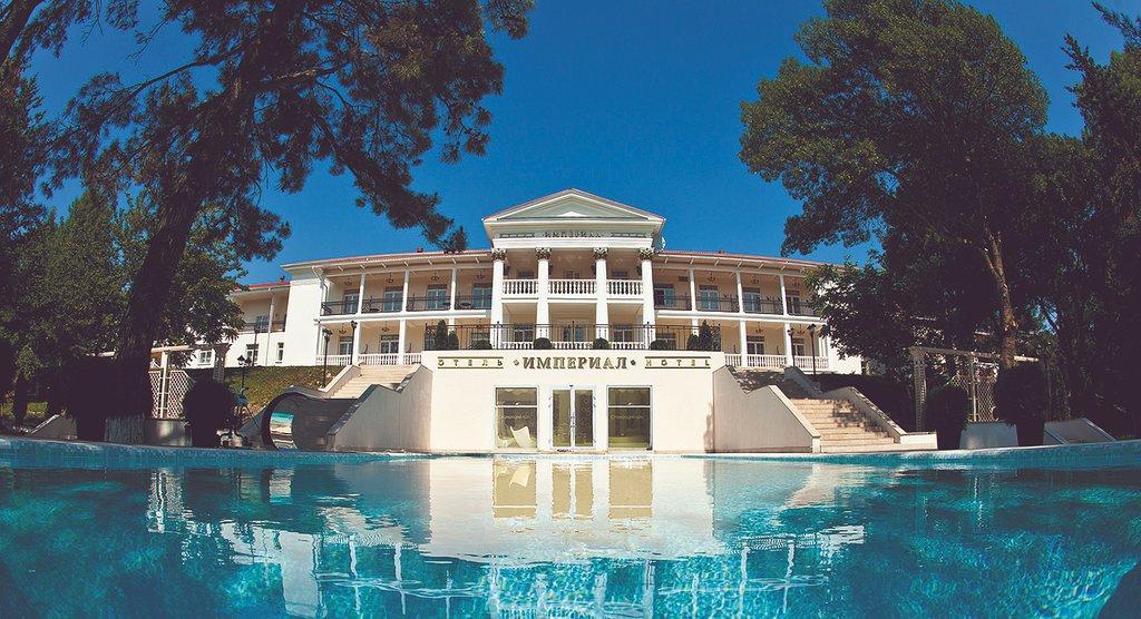Империал Hotel&Champagne Spa