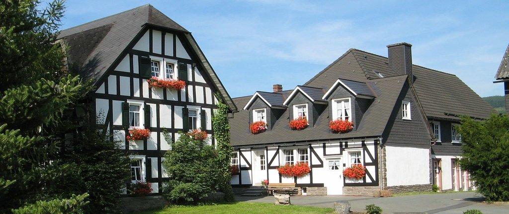 Gastehaus Schwarzenauer Mühle