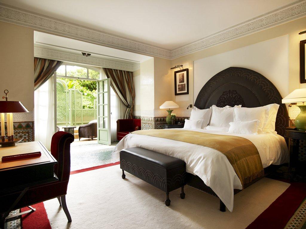 La Mamounia Marrakech Hotel