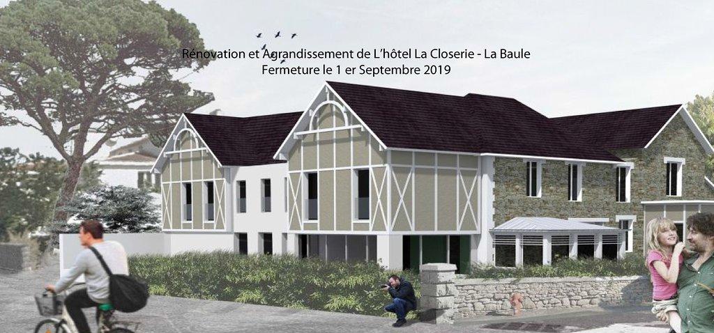 Hotel La Closerie