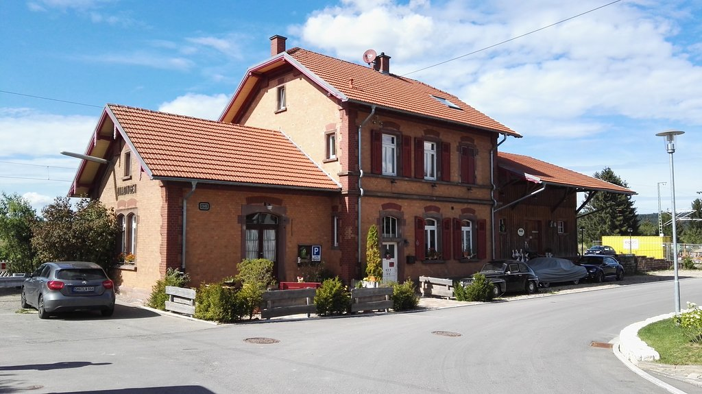 Schwarzwaldbahnhof Unadingen