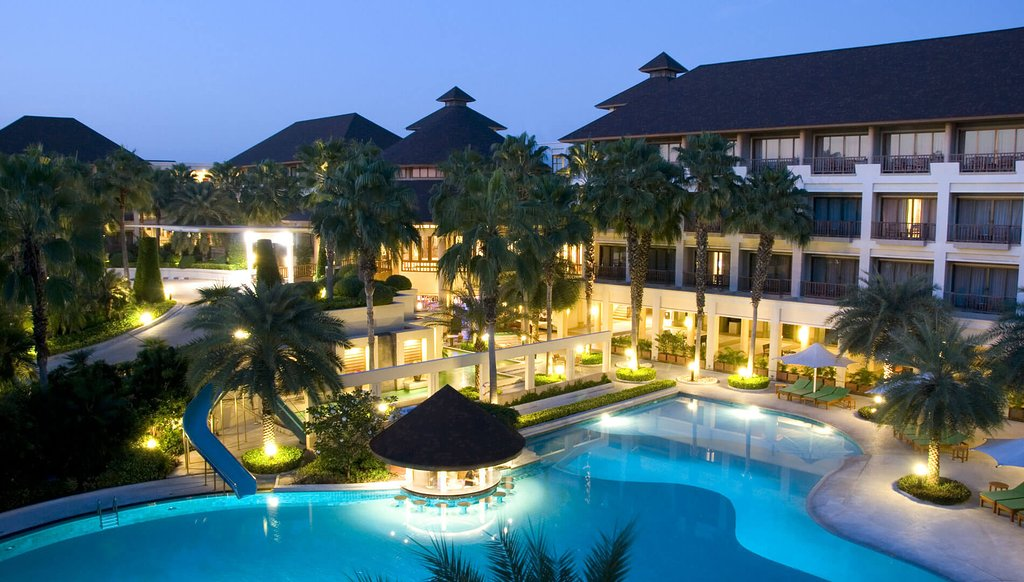 The Tide Resort Bangsaen